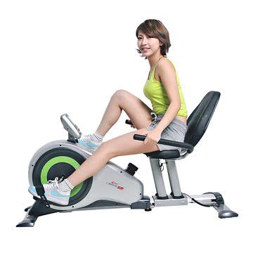 优菲UFITSERIES健身车R高级家用卧式锻炼心肺功能