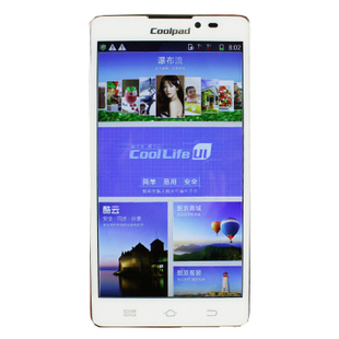 Coolpad/����7298A����HD�ĺ�5.5����ͨ3G